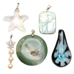 Pendant Shiny Bright Bundle SpecialPendant by Halcraft Collection