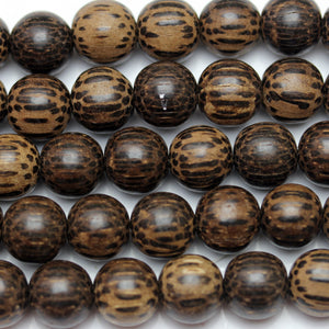 Beads, Bead, Wood Beads, Wood Bead, Wood, Round, Round Beads, Round Bead, Natural, Brown, Black, Philippine, Philippine Wood Bead, 11-12mm, 1mm, 12mm