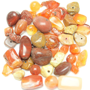 Bead, Beads, Stone, Stone Bead, Semiprecious, Semiprecious Bead, Semi-precious, Semi-precious Bead, Semi Precious, Semi Precious Beads , Mixed Beads, Mixed Bead, Assorted Beads, Assorted Bead, Agate, Agate Stone, Topaz, Brown, Amber, 5-14mm, approx., 5mm, 6mm, 8mm, 10mm, 12mm, 14mm, Made in India
