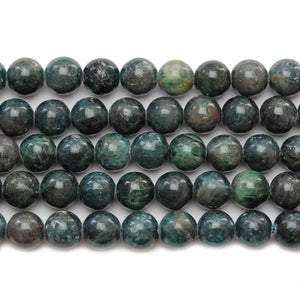 Apatite Stone Round 10mm BeadsBeads by Halcraft Collection