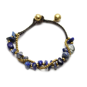 Semi Precious BraceletBracelets by Halcraft Collection