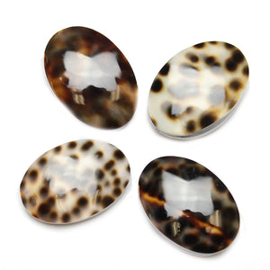 Philippine Cowrie Shell Oval 20x30mm BeadsBeads by Halcraft Collection