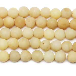 Bodhi Nut Round 9-10mm Beads by Halcraft Collection