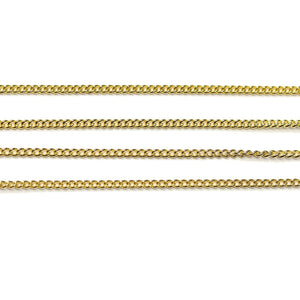 Super Bundle - Gold Plated ChainsChain by Halcraft Collection