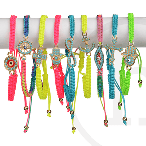 Charming Friendship BraceletsBracelets by Halcraft Collection