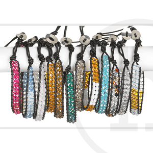 Wrap BraceletsBracelets by Halcraft Collection