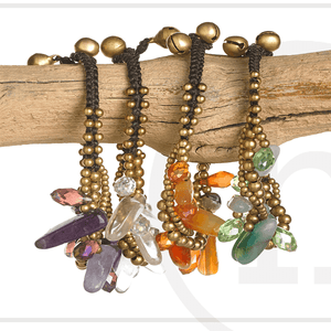 Natural Stone BraceletsBracelets by Halcraft Collection