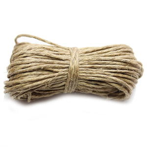 Hemp Cord 1mm (30 Feet)Findings by Halcraft Collection