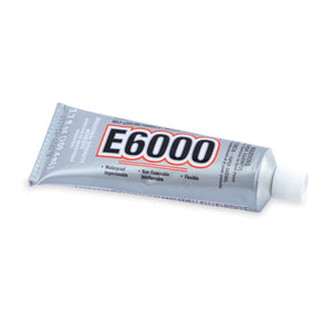 E6000 Glue, 3.7 Oz (109 Ml) [No Air Shipping -Orm-D]Findings by Bead Gallery