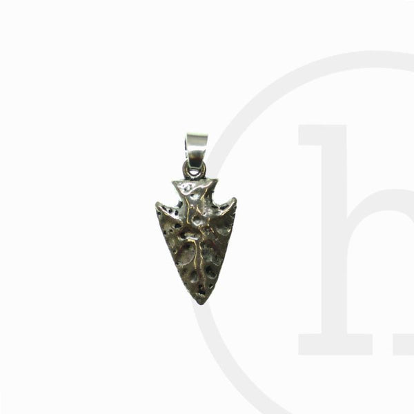 Arrowhead 20X11mm Charm