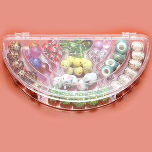 Plastic Storage 10 Sections 3.75 x 6.25 x .75 inches deepStorage by Bead Gallery