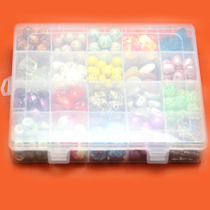 Plastic Storage 20 Sections 6.5 x 7.75 x 1.5 inches deepStorage by Bead Gallery