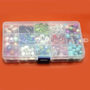 Plastic Storage 15 Sections 3.75 x 6.25 x .75 inches deepStorage by Halcraft Collection