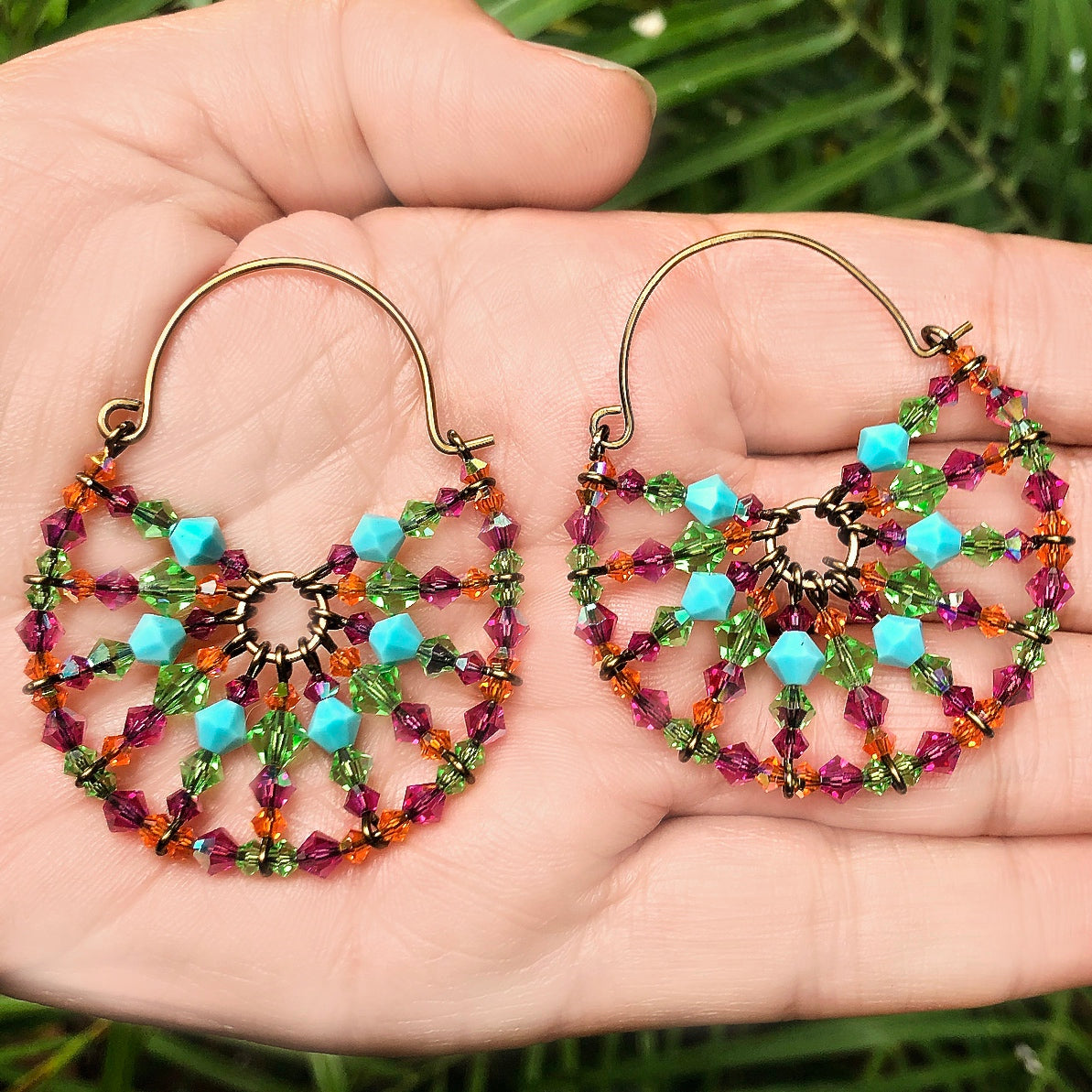 Euphoric DIY Earrings