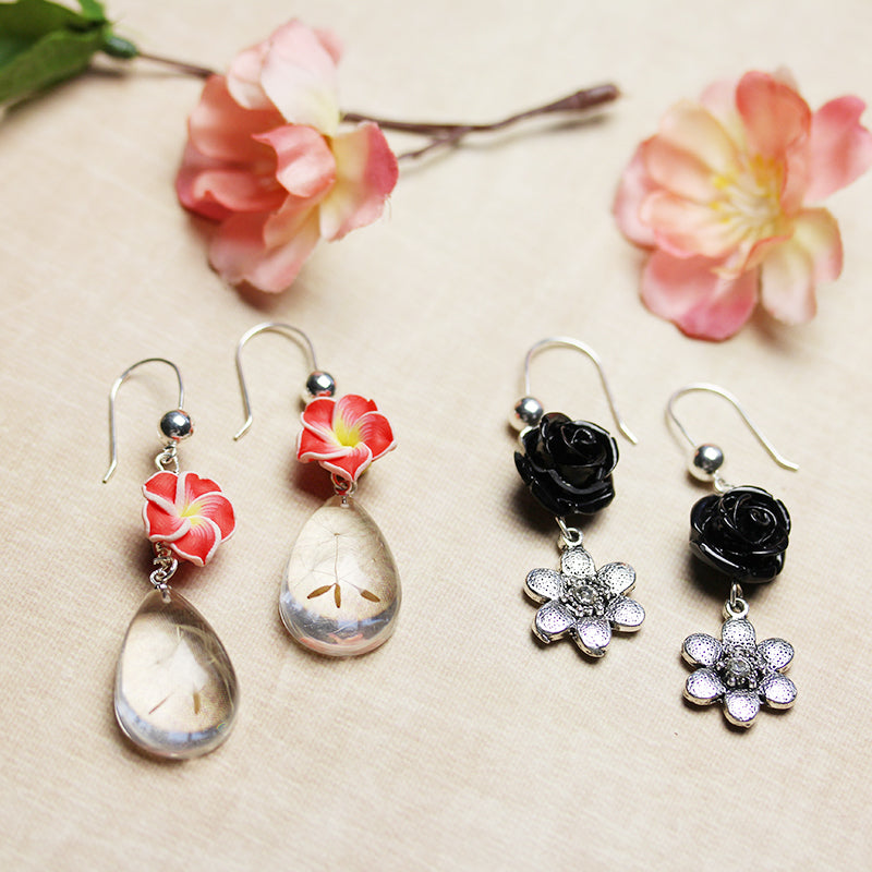 The Bouquet Earring DIY Collection