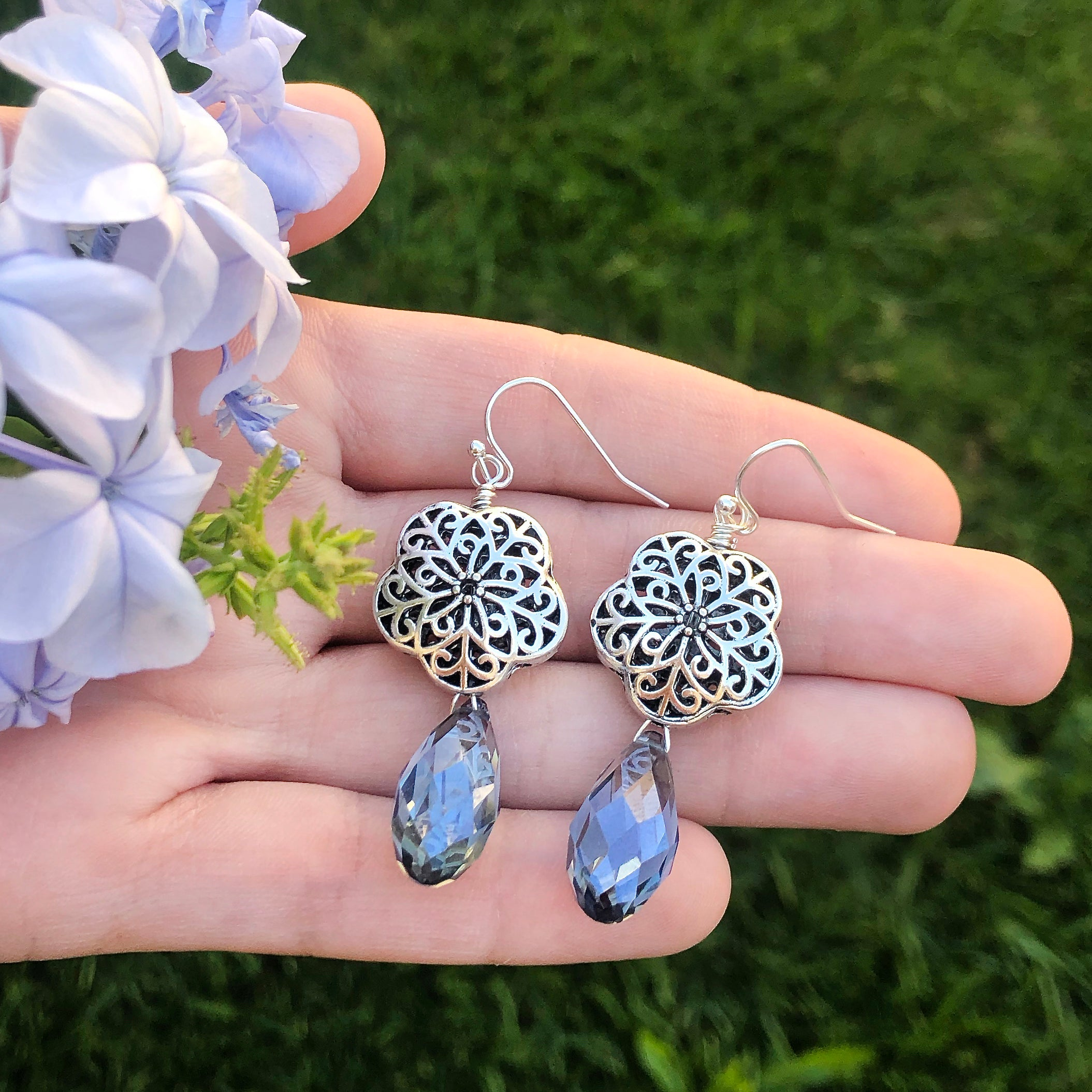 Evening Breeze DIY Earrings