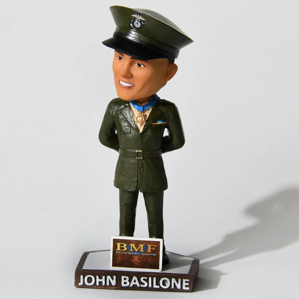 Sergeant Basilone Bobble Head