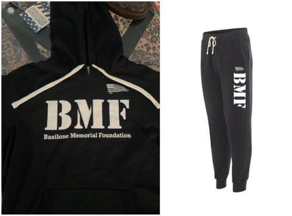 BMF Sweatpants and Sweatshirt Set