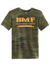 Short Sleeve Camo BMF T-Shirt