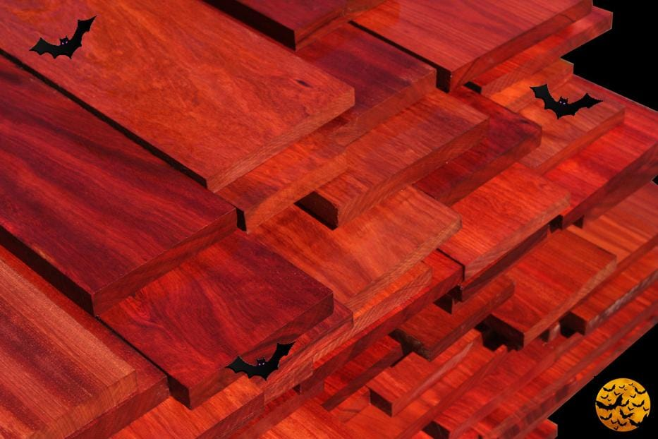 "Have a ""Bloody"" Good Halloween – Bloodwood's on Sale!"
