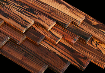 Marbled Monterillo Rosewood ~ Exotic Beauty!