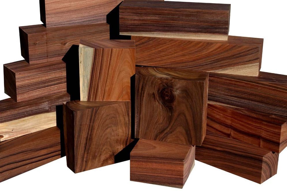 Turning Premiere, Bolivian Rosewood in the Spotlight