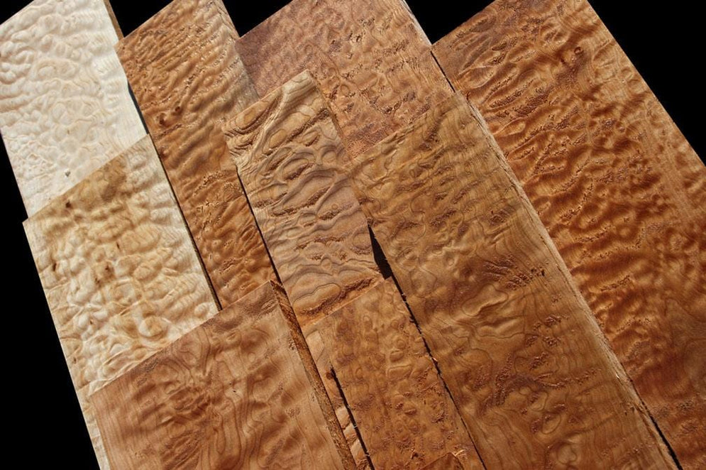 5A Quilted XF Maple – Best Batch of the Year!