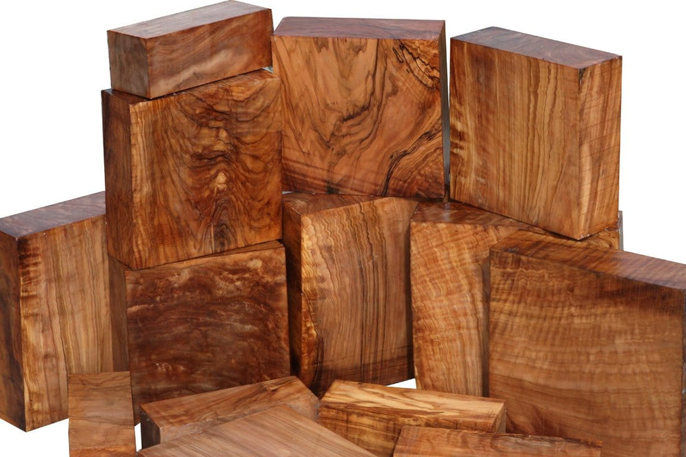 Up to 40% Off Italian Olive Turning Blanks