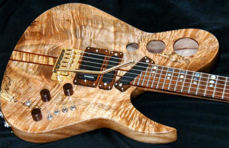 Guitar by TK Instruments