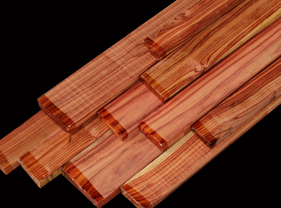 Brazilian Tulip Rosewood ~ Brilliant Color! Premium Quality!