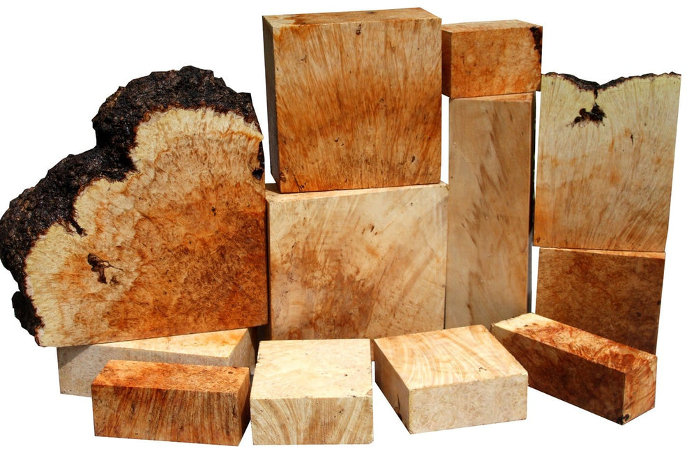 Box Elder Burl Is Here! Wood Mill to Workshop We Have You Covered!