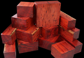Thick Figured Bloodwood ~ Aged to Perfection!