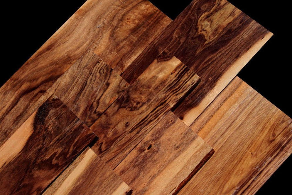 Iridescent Patagonian Rosewood ~ 50% off Regular Rosewood Prices!