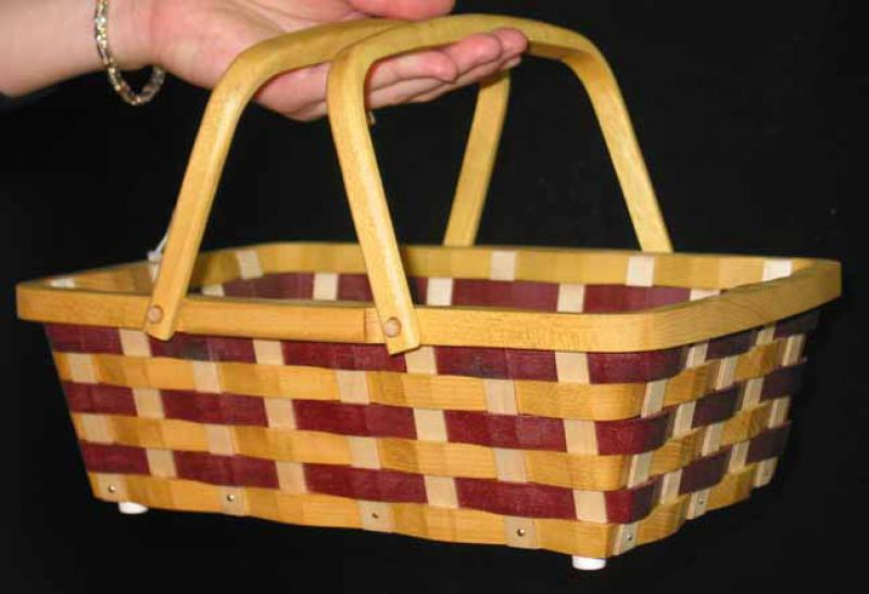 Basket by Nelson Gibson