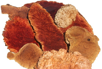 Australian Burl Cap Sale! Incredible Beauty. Incredible Price.