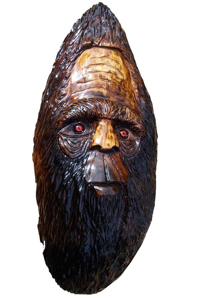 Black Walnut Big Foot Head