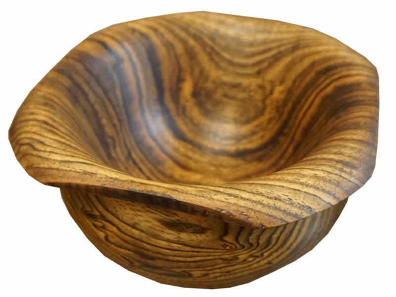 Mexican Bocote Turned Bowl