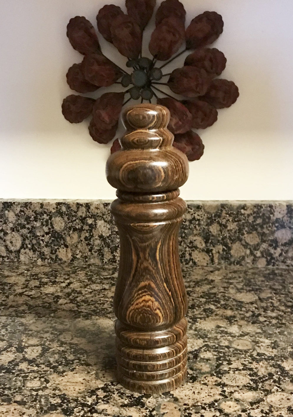 Bocote Peppermill