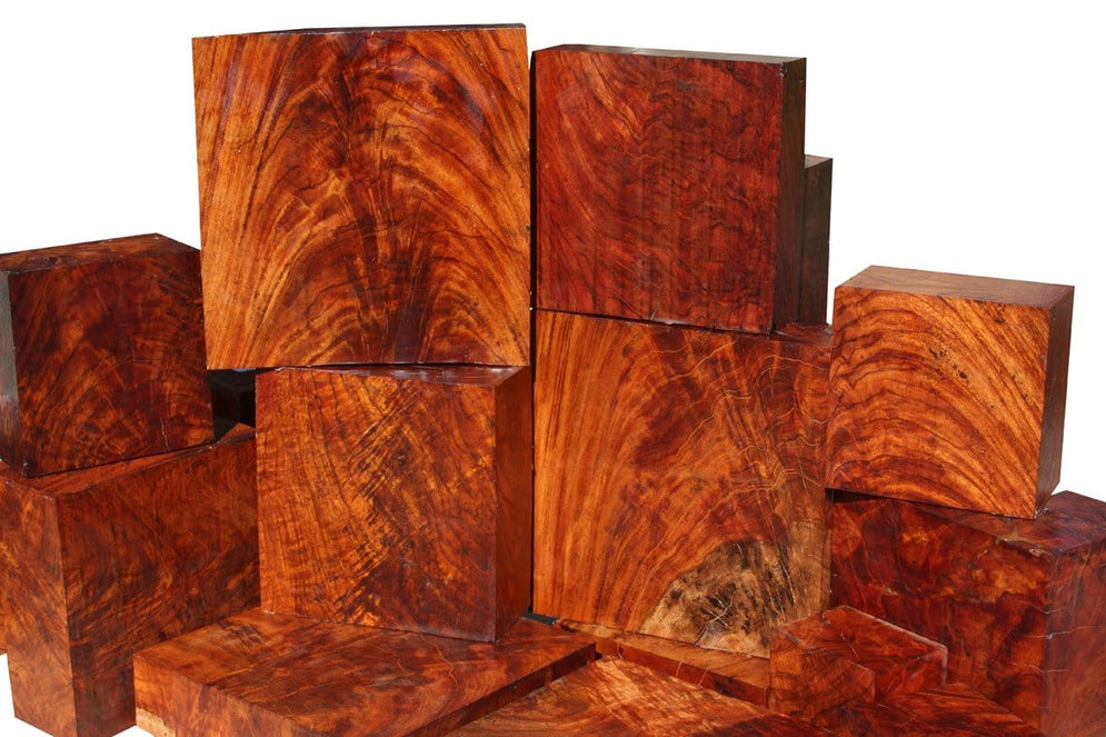 Crotchwood Brazilian Cherry Blanks – Presentation Grade