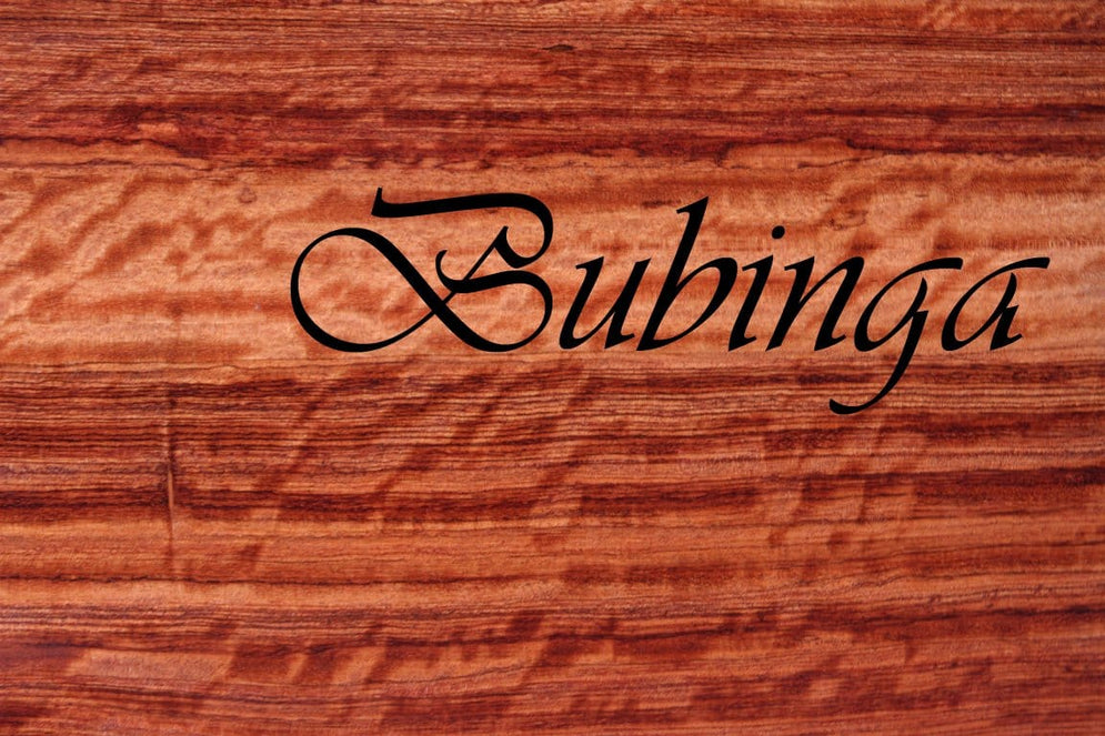 Fancy Figured Bubinga Lumber – up to 50% Off