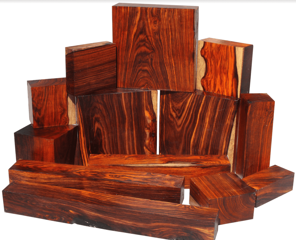 Cocobolo Rosewood