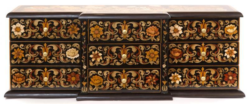 Louis XIV Inspired Jewellery Box (photo 4)