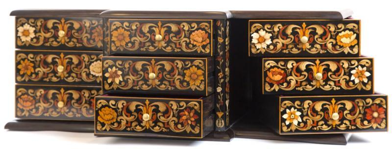 Louis XIV Inspired Jewellery Box (photo 1)