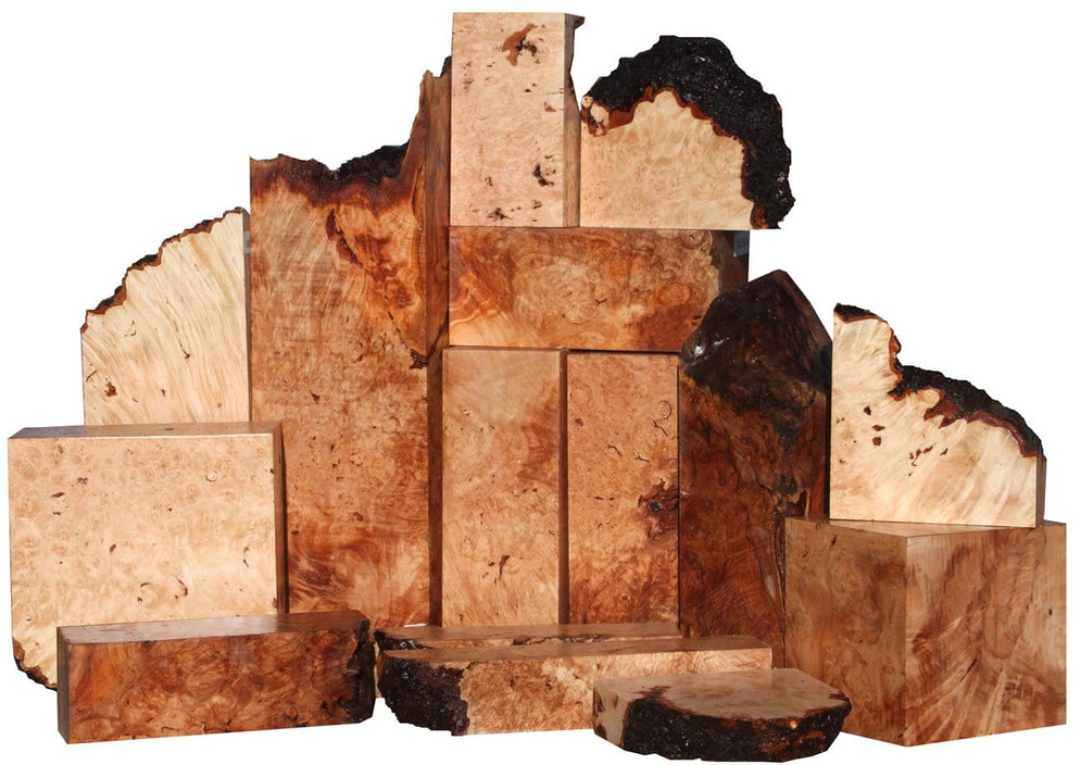Magnificent Maple Burl Sale, Limited Supply