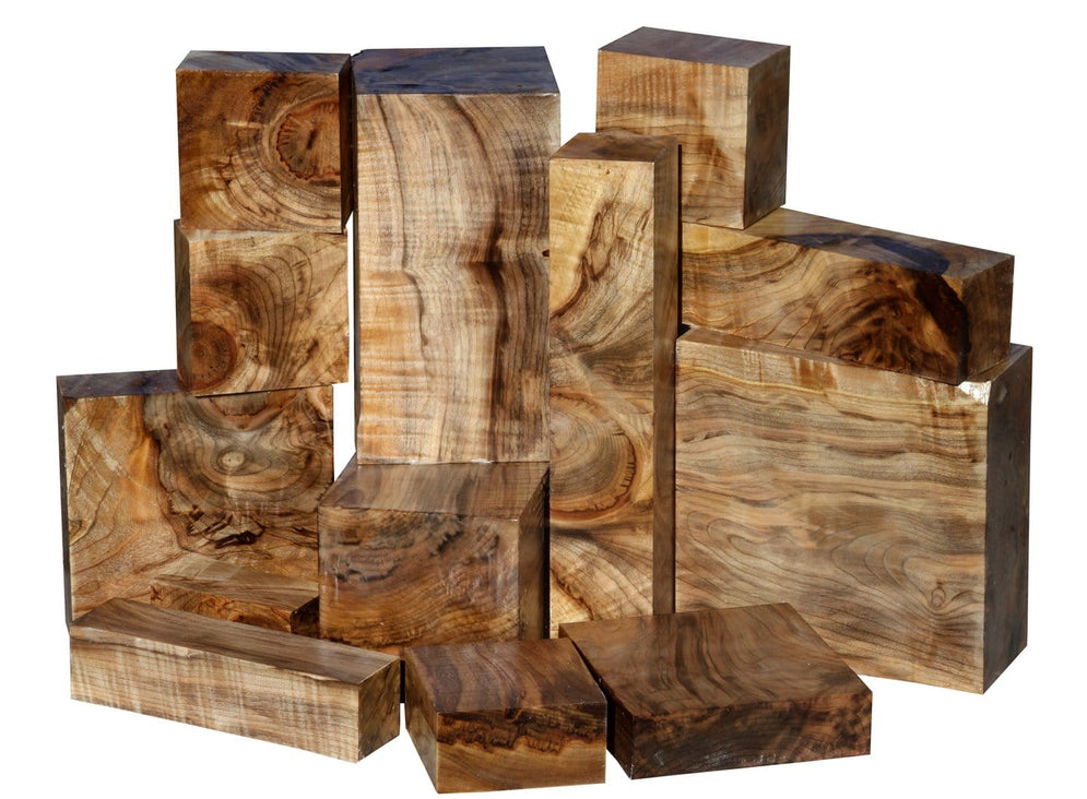 Easy Workability! Huge Myrtle Turning Blanks, A Special Treat For All Turners