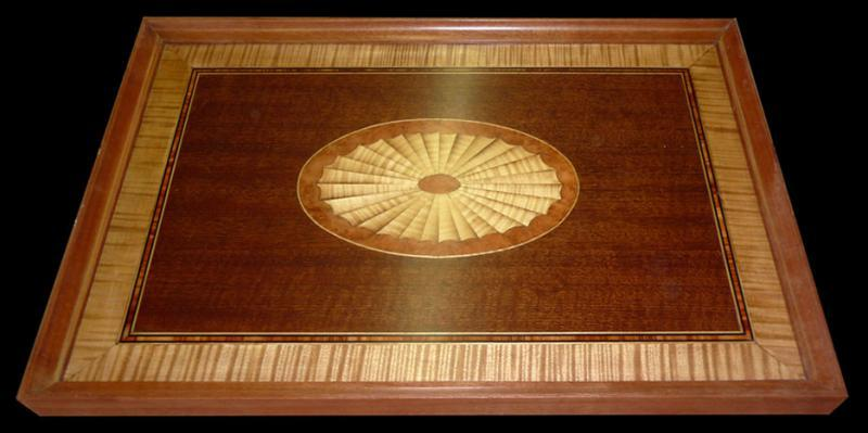 Inlaid Tray