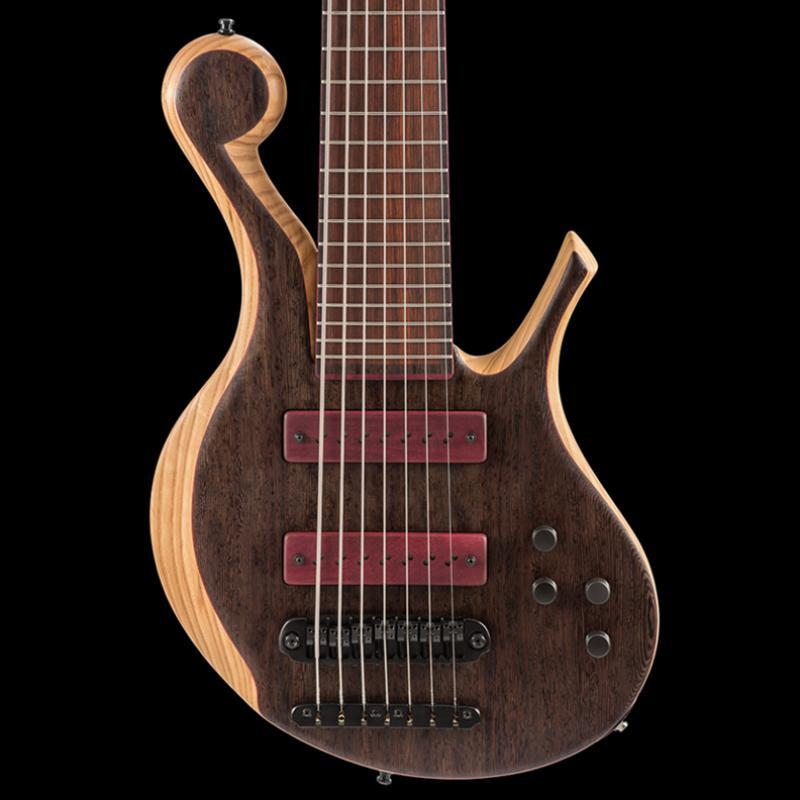 Wenge & Purpleheart Bass