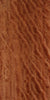 Curly Quartersawn XF Figured African Makore Lumber (Guitar Billet)