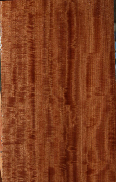 Quartersawn XF Figured African Makore Lumber
