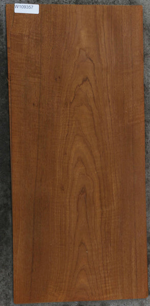 Fiddleback Burma Teak Veneer Flitch - 6 Sheets
